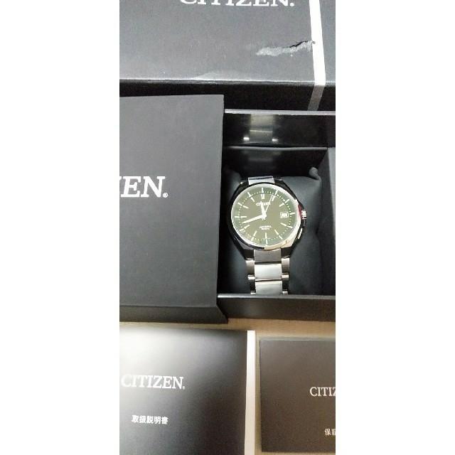 クロエ バッグ owen / CITIZEN - CITIZEN アテッサ 電波ソーラー エコドライブの通販 by hiro|シチズンならラクマ