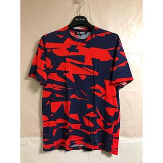 ラフシモンズ(RAF SIMONS)の早い者勝ち!! RAF SIMONS 2008春夏 幾何学プリントTシャツ(Tシャツ/カットソー(半袖/袖なし))