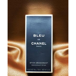 シャネル(CHANEL)の【新品】CHANEL  BLEU シャネル デオドラントスティック【値下げ不可】(制汗/デオドラント剤)