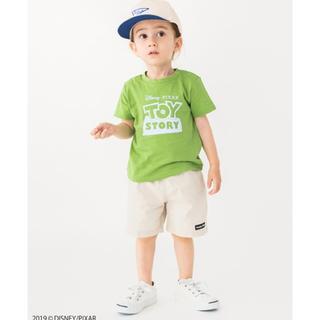 プティマイン(petit main)の【新品】petit main TOY STORY PIXAR Tシャツ(Tシャツ/カットソー)