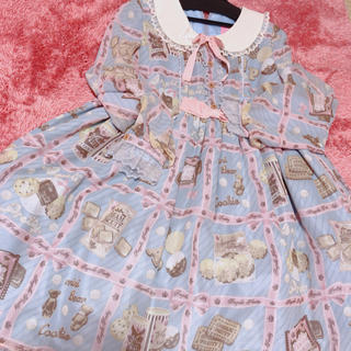 Angelic Pretty - Cream Cookie Collectionワンピース(初販分)