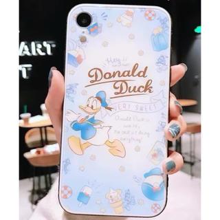 ディズニー パステル ドナルド iPhoneカバー