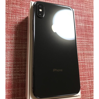 Apple - iPhoneX 64ギガ 画面割れ