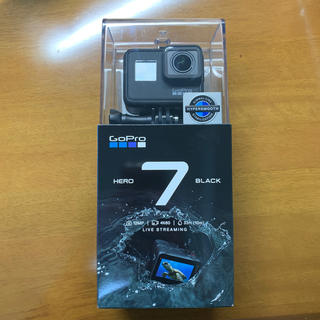 GoPro - GoPro hero 7 BLACK 未使用・新品