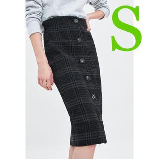 ザラ(ZARA)の*人気完売商品*ZARA ツイードスカート(ロングスカート)