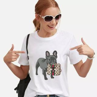ザラ(ZARA)の海外セレブpagトップス高級インポート(Tシャツ(半袖/袖なし))