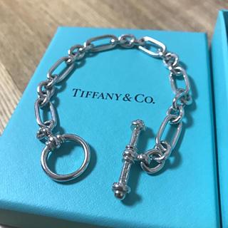 Tiffany & Co. - 定価9万円 Tiffany ティファニー ブレスレット シルバー ボーンカフ