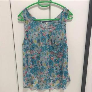 ジエンポリアム(THE EMPORIUM)の夏服 タンクトップ(Tシャツ(半袖/袖なし))
