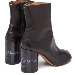 マルタンマルジェラ(Maison Martin Margiela)のメゾンマルジェラ   タビ ブーツ 37(ブーツ)