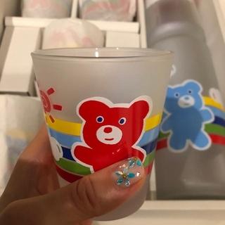 ミキハウス(mikihouse)の新品☆ ミキハウス グラス&サーバーボトル セット(グラス/カップ)