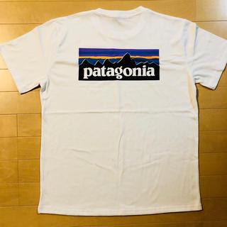 パタゴニア Tシャツ 白