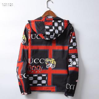 グッチ(Gucci)のGUCCI人気の印刷ファッションメンズジャケットの組み合わせ4枚 (ブルゾン)