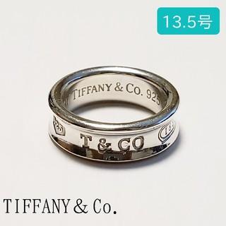 Tiffany & Co. - ティファニー リング 13.5号