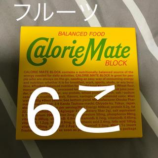 オオツカセイヤク(大塚製薬)のカロリーメイトフルーツ(菓子/デザート)
