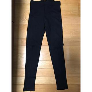 H&M - H&M レギンス パンツ ブラック xs