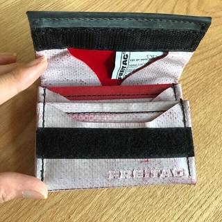 フライターグ(FREITAG)の※お値下げ【新品未使用】FREITAG  フライターグ F50 E.T.  財布(折り財布)
