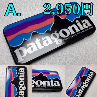 patagonia - パタゴニア patagonia iPhoneケース スマホケース