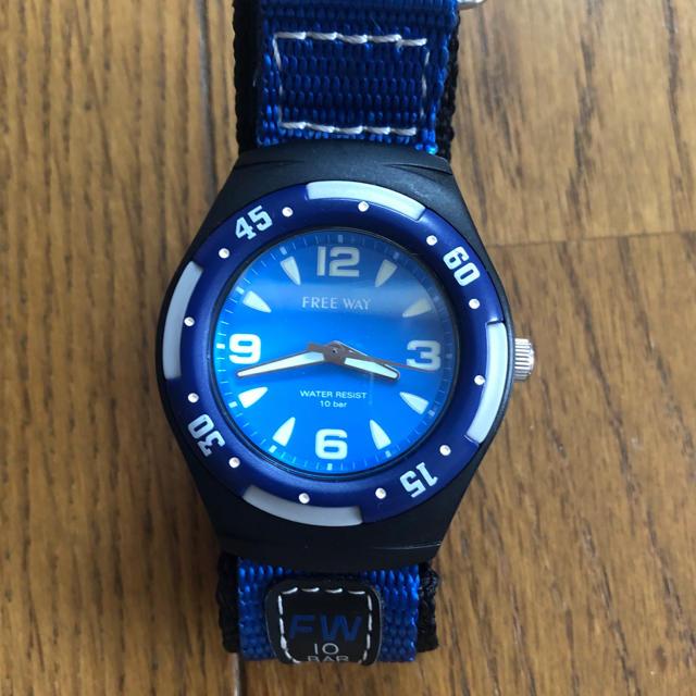 時計 本物 偽物 、 マジックテープ着脱 腕時計の通販 by イズ's shop|ラクマ