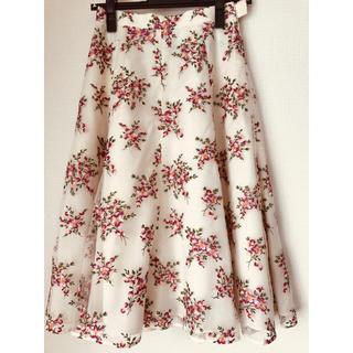 TOCCA - TOCCA 刺繍スカート0