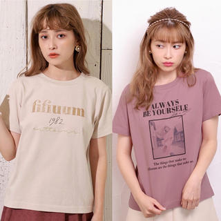 one after another NICE CLAUP - タイムセール0時まで☆2枚セット ワンアフターアナザーナイスクラップ Tシャツ