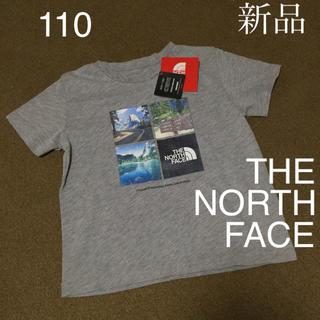 THE NORTH FACE - ノースフェイス Tシャツ 新品 110