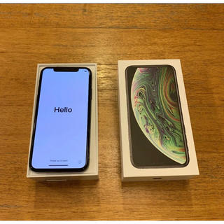 Apple - 【新品未使用】 iPhone xs 64gb simフリー