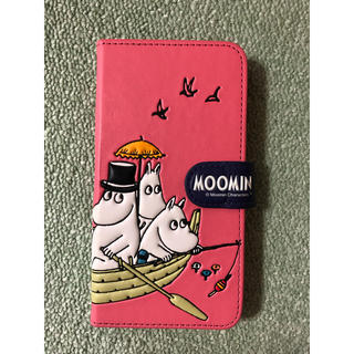 ムーミン スマホケース iPhone7、8