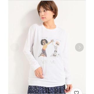ジャーナルスタンダード(JOURNAL STANDARD)の UNFORTUNATE PORTRAIT WIN-WIN L/S Tシャツ(Tシャツ(長袖/七分))