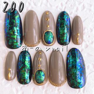 送料&カラー変更1色無料«200»ジェルネイルチップ♡*.