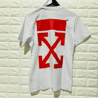 OFF-WHITE - OFF-WHITE オフホワイト 半袖 Tシャツ XLサイズ
