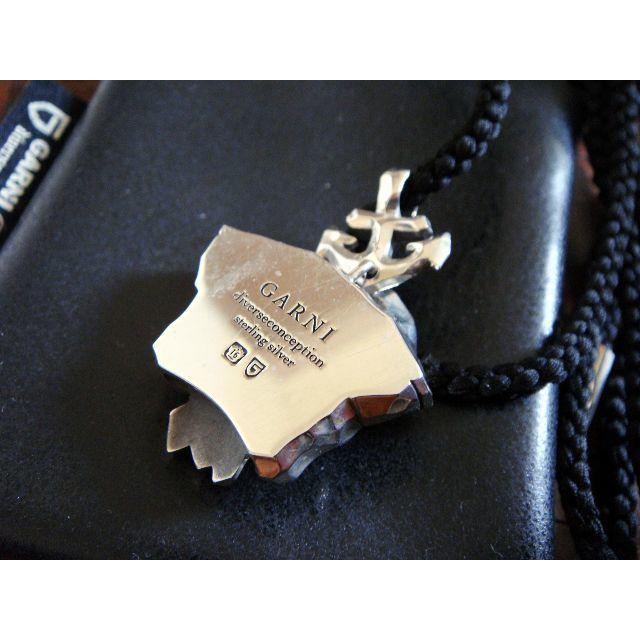 GARNI(ガルニ)のガルニ GARNI Captain JB Pendant L メンズのアクセサリー(ネックレス)の商品写真