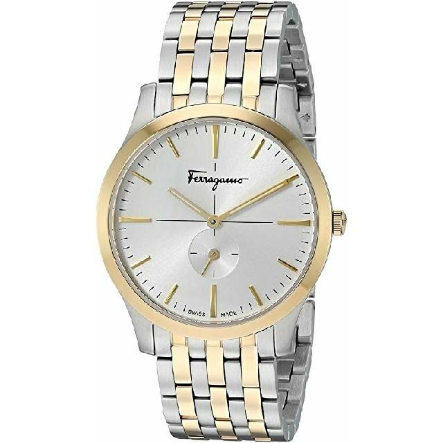 シャネル バッグ ツヤ出し | Salvatore Ferragamo - Salvatore Ferragamo フェラガモ 腕時計 スリムの通販 by  miro's shop|サルヴァトーレフェラガモならラクマ