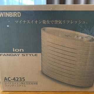 TWINBIRD - ツインバード   FANDAYSUYLE   AC-4235