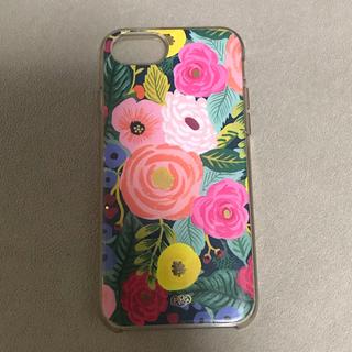 ツモリチサト(TSUMORI CHISATO)のRifle Paper Co. iphone7 iphoneケース(モバイルケース/カバー)