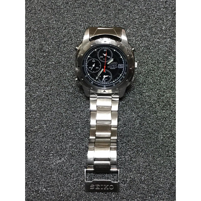 オメガ 時計 スクエア / SEIKO - 腕時計  SEIKO  chronographの通販 by ケイメイ's shop|セイコーならラクマ