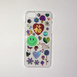 キラキラ iphone7/8ケース ①