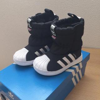 アディダス(adidas)のadidas スノーブーツ 13.5センチ(ブーツ)