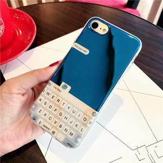 iphone7.8用ケース キーボード携帯ケース iphoneケース