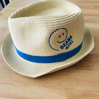 コドモビームス(こども ビームス)の[新品]ビームス帽子♡53㎝(帽子)