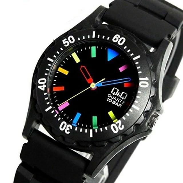 ディオール バッグ レザー - CITIZEN - VR38-907 新品.未使用.シチズン.Q&Q.腕時計.時計の通販 by ブルー's shop|シチズンならラクマ
