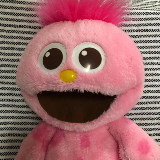 SESAME STREET(セサミストリート)のぬいぐるみ  モッピー キッズ/ベビー/マタニティのおもちゃ(ぬいぐるみ/人形)の商品写真