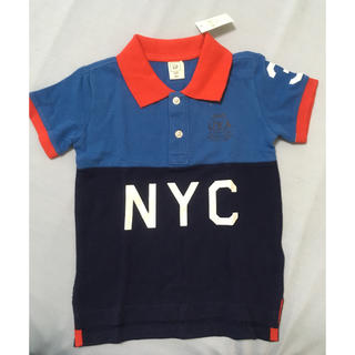 babyGAP - 【未使用品】babyGAP半袖ポロシャツ