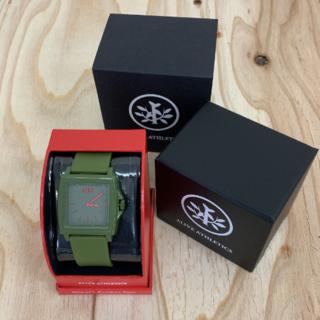 アライブアスレティックス(Alive Athletics)の◆新品未使用◆ALIVE腕時計 EASY army(腕時計(アナログ))