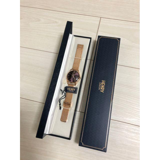 39mm Henry London ヘンリーロンドン 腕時計 ゴールドの通販 by NNN's shop|ラクマ