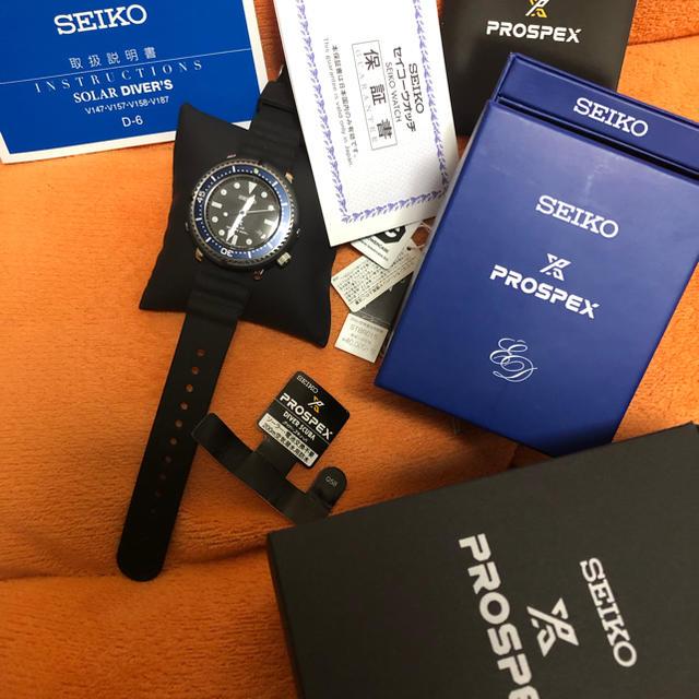 SEIKO - 送料込 Seiko Prospex Diver LOWERCASE エディフィスの通販 by USAアメリカン's shop|セイコーならラクマ