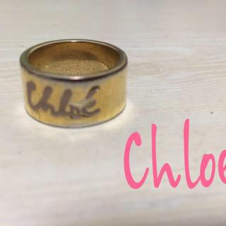 クロエ(Chloe)のクロエ  指輪 13から13.5号(リング(指輪))