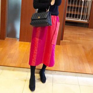 Drawer - SOFIE D' HOORE ストライプスカート ソフィードール
