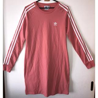 アディダス(adidas)のアディダス ロングシャツ(Tシャツ(長袖/七分))