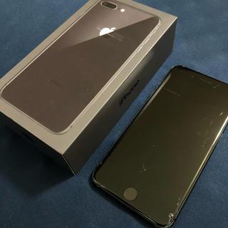 iPhone - iPhone8Plus 64GB SIMフリー 難あり