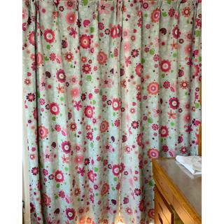 ベルメゾン - ミニラボ minilabo 遮光カーテン